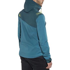 La Sportiva Grade Jacket Herre ocean/lake